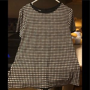 Women's New Anne Klein Top Size M